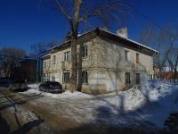 Samara, st Rizhskaya, house 13. Apartment house
