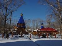 Samara, st Rizhskaya, house 7В. parish