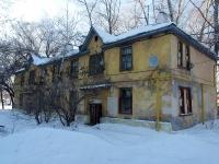 Samara, st Rizhskaya, house 11. Apartment house