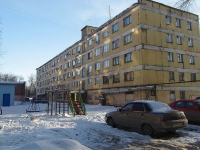 Samara, st Stadionnaya, house 4. Apartment house