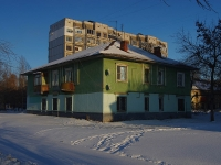 Samara, alley Torgovy, house 1. Apartment house