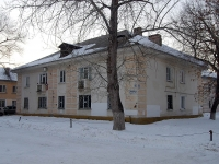 Samara, alley Torgovy, house 15. Apartment house