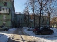 Самара, Торговый переулок, дом 28. многоквартирный дом