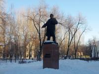 Samara, st Kishinevskaya. monument