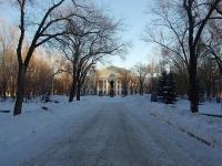 Samara, st Kishinevskaya. public garden