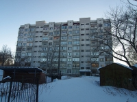 Samara, alley Torgovy, house 4. Apartment house