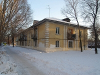 Samara, alley Torgovy, house 7. Apartment house