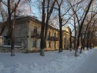 Samara, alley Torgovy, house 12. vacant building