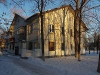 Samara, alley Torgovy, house 14. Apartment house