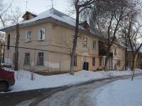 Samara, alley Torgovy, house 19. Apartment house