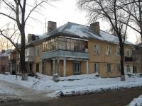 Samara, alley Torgovy, house 21. Apartment house