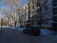 Samara, st Khasanovskaya, house 4. Apartment house
