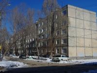 Samara, st Khasanovskaya, house 6. Apartment house