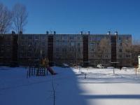 Samara, st Khasanovskaya, house 11. Apartment house