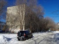 Samara, st Khasanovskaya, house 12. Apartment house