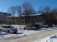 Samara, st Khasanovskaya, house 13. Apartment house