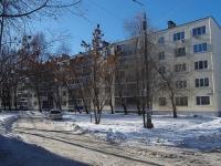 Samara, st Khasanovskaya, house 14. Apartment house