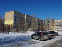 Samara, st Khasanovskaya, house 17. Apartment house