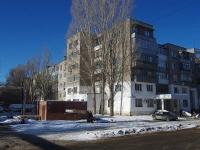 Samara, st Khasanovskaya, house 24. Apartment house