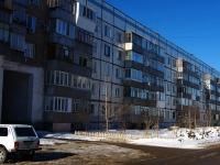 Samara, st Khasanovskaya, house 26. Apartment house