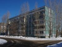 Samara, st Khasanovskaya, house 27. Apartment house