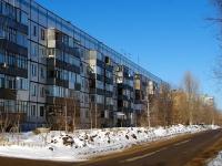 Samara, st Khasanovskaya, house 28. Apartment house