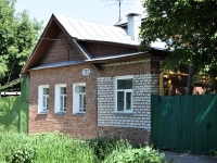 Samara, st Pushkin, house 133. Private house