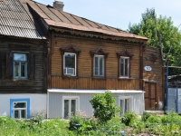 neighbour house: st. Pushkin, house 147. Apartment house