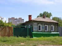 Samara, Pushkin st, house 163. Private house