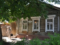 Samara, Pushkin st, house 222. Private house