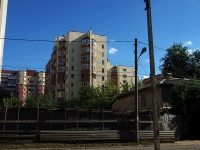 Samara, Pushkin st, house 268. Apartment house