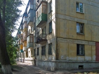 Samara, Krasnykh Kommunarov st, house 42. Apartment house