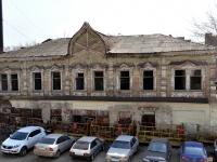 Самара, Белинского переулок, дом 3. неиспользуемое здание