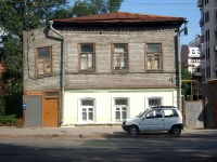 neighbour house: st. Galaktionovskaya, house 149. vacant building