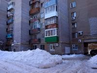 Самара, улица Галактионовская, дом 43. многоквартирный дом