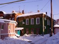 Samara, st Galaktionovskaya, house 15. Apartment house
