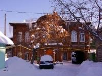 Samara, st Galaktionovskaya, house 17. Apartment house