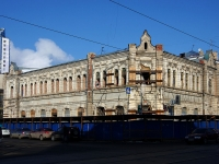 neighbour house: st. Galaktionovskaya, house 102. building under reconstruction