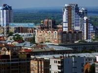 Samara, Galaktionovskaya st, house 106А. Apartment house