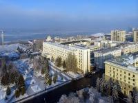 萨马拉市, Galaktionovskaya st, 房屋 132. 管理机关