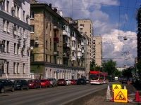 萨马拉市, Galaktionovskaya st, 房屋 152. 公寓楼
