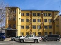 Samara, st Galaktionovskaya, house 7. college