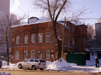 Samara, Galaktionovskaya st, house 16. Apartment house