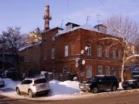Samara, st Galaktionovskaya, house 16. Apartment house