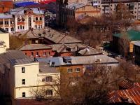 萨马拉市, Galaktionovskaya st, 房屋 18. 公寓楼