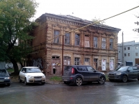 neighbour house: st. Galaktionovskaya, house 125. vacant building