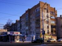 Samara, st Galaktionovskaya, house 27. Apartment house