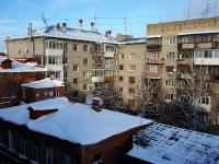 Samara, Galaktionovskaya st, house 43А. Apartment house