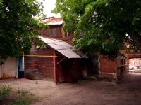 Samara, Galaktionovskaya st, house 52. Apartment house with a store on the ground-floor