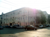 Samara, Galaktionovskaya st, house 72. office building